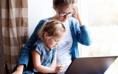 Как заработать денег, если у вас маленький ребенок
