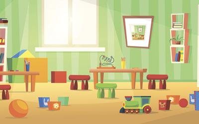 Воспитатель в детском саду рассказывает о детях и карьере