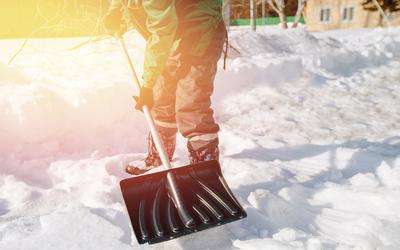 2000 рублей в час — вызов бригады дворников, 1500 — доставка лопаты