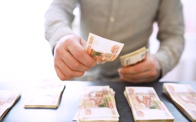 Банкирам в России заплатили меньше за прошлый год