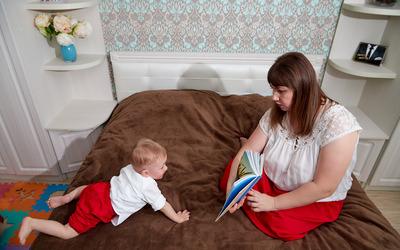 Женщинам с маленькими детьми полагается работа на выбор