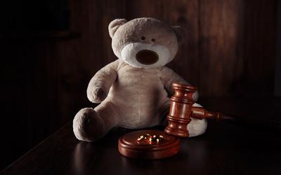 «Рядом со мной сидел ребенок, а мне на заседании суда говорили, что юридически его не существует»