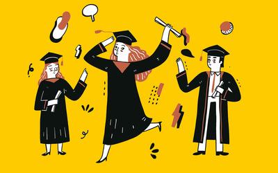 Как выпускнику устроиться на первую работу