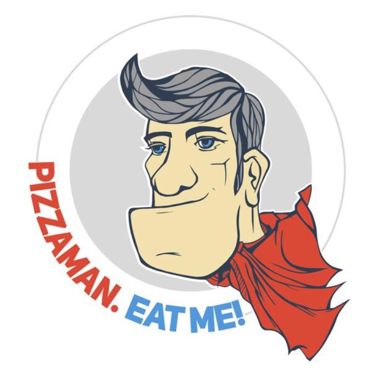 Pizzaman. Eat Me!