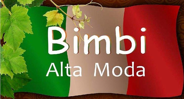 Работа в компании «Bimbi Alta Moda» в Москвы