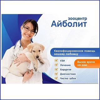 Ветеринарная клиника «Зооцентр-Айболит-Н»