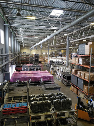 завод в Калуге